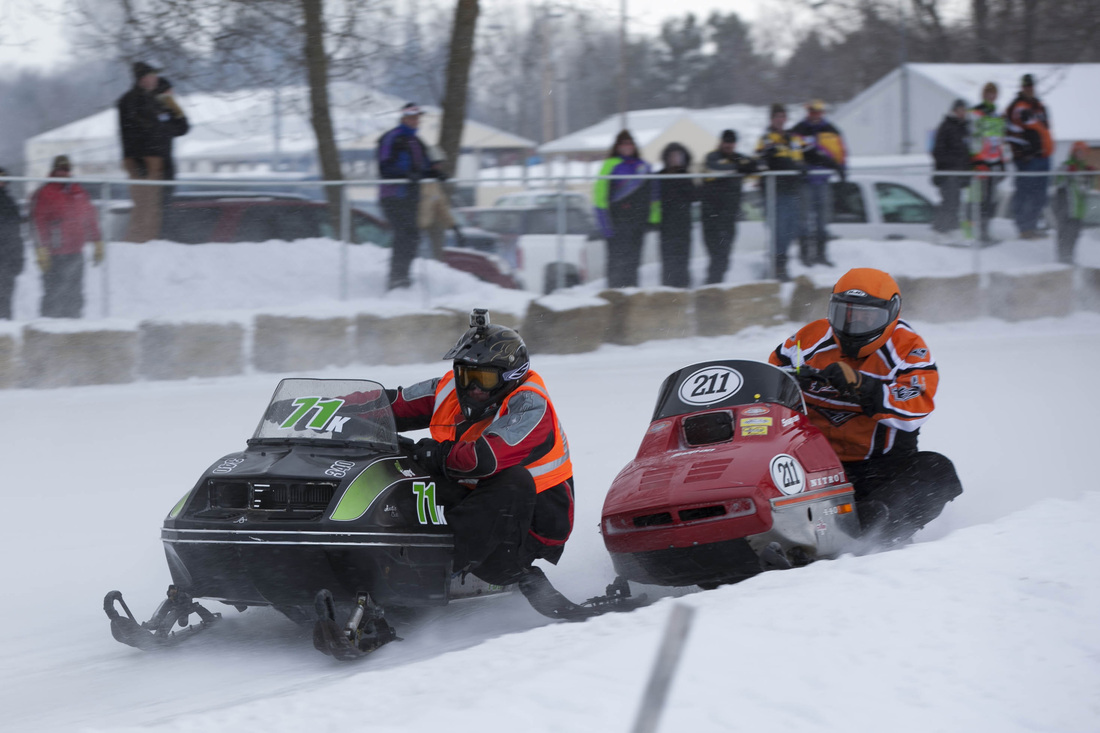 Vintage Snowmobile Clubs 78